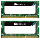 Corsair 8 GB DDR3 Laptop Memory Kit CMSO8GX3M2A1333C9