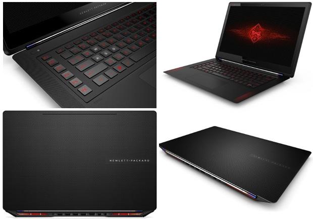 HP Omen Thin Gaming Laptop For Gaming