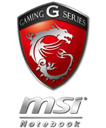 Number 3 MSI Laptop Brand for playing computer games.